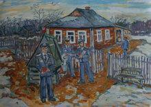 Всероссийская выставка детского художественного творчества